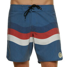 New ONEILL HILO VALLEY BOARDSHORTS BLUE AOP