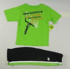 New Balance Baby Boys' set, 2-Piece Tops & pants Set sizes 12,18, 24 months