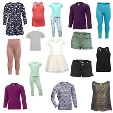 NEW Girls Clothes Job Lot EX CHAINSTORE Baby MIXED Dress Tops Bundle 0-14yrs