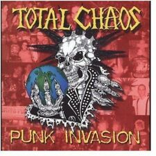 Total Chaos - Punk Invasion (CD Used Like New) Explicit Version