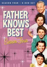 Father Knows Best: Season Four [5 Discs] (DVD Used Like New)