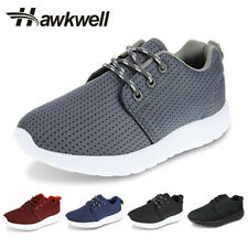 Hawkwell Kids Casual Breathable Lace-up Running Shoes Boys Girls Sport Anti-slip