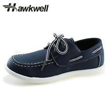 Hawkwell Students school shoes boys solid flats breathable lace up sneakers kids