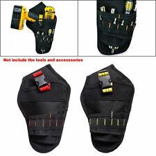 Multifunction Portable Hanging Tool Storage Bag Waist PouchHolder Organizer New