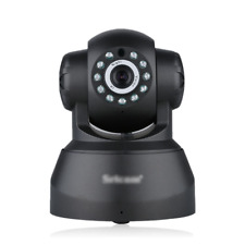 P2P Wireless IP Camera Pan/Tilt WiFi IR 720P Security Nightvision Webcam Dome