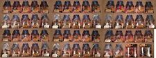 Star Wars Revenge Of The Sith ROTS Carded Figures