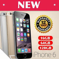 Apple iPhone 6/16GB (Factory GSM Unlocked) Smartphone Gold Gray Silver/ WARRANTY