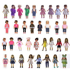 Clothes FOR 18 inch American Girl Jurney Doll Dress Jeans Outfit Pants Shirt Top