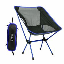 Fishing Camping Chair Seat Lightweight Folding Chairs Seat for Outdoor Fishing P