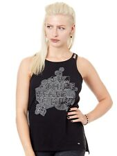 ONeill Black Out Sunset State Womens Tank Top