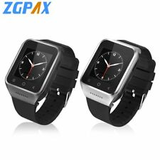ZGPAX S8 WIFI Camera GPS Smart Watch 3G GSM Phone Mate Camera 4GB Android 4.4 AU