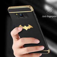 Luxury Batman Case Samsung Galaxy S8 S7 Note8 Cover Shockproof Hard Slim Back