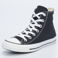 Converse Mens Chuck Taylor hi All Star Shoes in Black