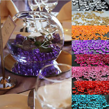 2000Pcs 4mm Diamond Table Acrylic Confetti Wedding Party Decor Crystals Scatter