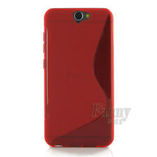 For HTC ONE A9 S-line Gel TPU Skin Cover Case