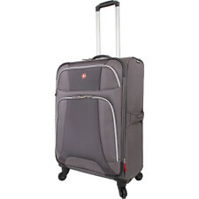 "SwissGear Travel Gear 7362 Monte Leone 24.5"" Spinner - Softside Checked NEW"