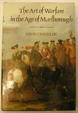 ART OF WARFARE IN AGE OF MARLBOROUGH By David Chandler - Hardcover **Mint**