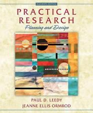 Practical Research: Planning and Design (11th Edition), Ormrod, Jeanne Ellis, Le