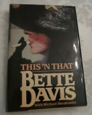 THIS 'N THAT By Bette Davis - Hardcover **BRAND NEW**