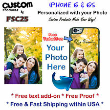 Custom Cell Phone Cases Personalized gifts w/ your photo for Apple iPhone 6 & 6s