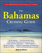 BAHAMAS CRUISING GUIDE By Nomad Communications *Excellent Condition*