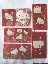 Hello Kitty Red Pockets Envelopes Chinese New Year, NEW