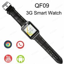 Android 4.4 4GB Smart Watch Band 3G SIM GPS WiFi Phone Call Camera For IOS Sony