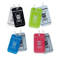 QR Travel Bug for Geocaching - Trackable - Assorted Colours