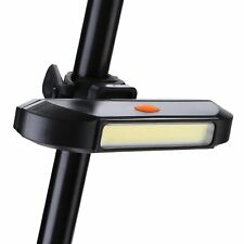 Bike Bicycle Tail 3 Modes Warning Light Rear Safety NEW Fashion USB Rechargeable