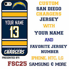 San Diego Chargers NFL Phone Case Cover for LG G6 G5 G4 HTC One m9 Moto E G X