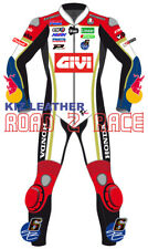 New GIVI REDBULL MOTOGP MOTORBIKE BIKER RACING COWHIDE LEATHER SUIT CE ARMOUR