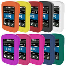 Silicone Case Cover for Garmin Edge 500/520/800/820/1000 GPS Cycling Computer HQ