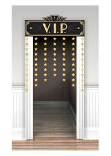 1920s Hollywood Party VIP Door Curtain Decoration