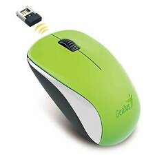 Genius NX-7000 BlueEye 1200dpi Wireless Mouse - Green