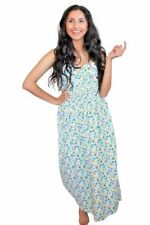 Womens boho maxi dress summer dress women new floral dress sleeveless sundress