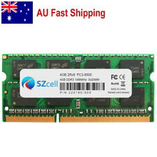 AU 4GB 8GB PC3-8500 DDR3 1066MHz Memory For Apple Mac mini Early Late 2009 A1283