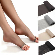 Women Sheer Ultra-Thin Tights Pantyhose Stockings Open Toe Pantyhose BE