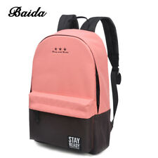 BAIDA® Fashion Backpack Teenager Schoolbag Back Pack Leisure Laptop Travel Bags
