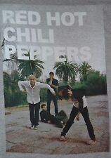 Red Hot Chili Peppers Adult Men's T-Shirt Officially Licensed Bravado Tee RHCP