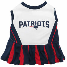 Pets First New England Patriots NFL Cheerleader Outfit