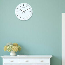 Large Silent Non-ticking Round Wall Clock Quality Quartz Clock Home Office