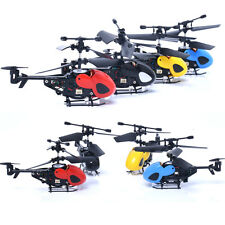 2CH Mini RC Helicopter Radio Remote Control Aircraft  Micro 2 Channel Drone Toys