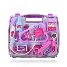 Kids Pretended Doctor's Nurse Medical Play Set Carry Case Children Play Toy Gift