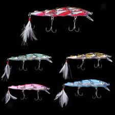 Minnow Fishing Lure 11.5cm Shoal of Fish Hard Baits Wobblers Group Crankbait