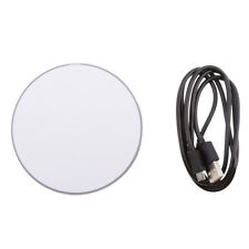 Fast Qi Wireless Charging Charger Pad Plate For iPhone X 8 Samsung Galaxy S8