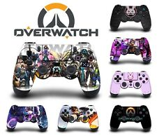 NEW Overwatch Game Skin For PS4 Sony Playstation 4 Controller Skin Stickers