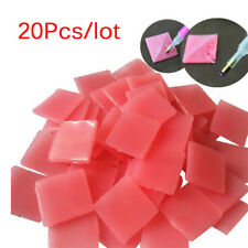 20PCS Paste DIY Sticker Dotting Diamonds Point Pen Drilling Mud Nail Art Tool PT