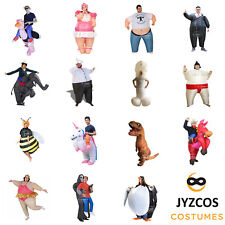 Inflatable Blow Up Costume Party Gift Cosplay Dress Carnival Outfit Suit Kid Men