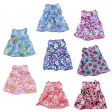 Cute Clothes Skirt with Pattern Accessory for 18inch American Girl Doll Accs
