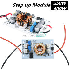 250/600W 10A Step Up DC Boost Converter Constant Current Power Supply Module